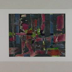 Ontwerp voor vloertapijt - Henriëtte Vics, Textielmuseum (registratiefoto)
