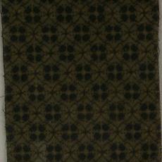 Trijpstaal met spitsovalen - Hengelosche Trijpweverij, Textielmuseum (registratiefoto), Theodoor Nieuwenhuis (toegeschreven)