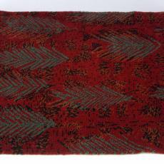 Tapijtstaal '2101/P2. 027/Saffier' - Textielmuseum (registratiefoto), Stoomweverijen Besouw (Goirle)