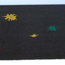Tapijtstaal '3084/95, Celebes figuré' - Textielmuseum (registratiefoto), Stoomweverijen Besouw (Goirle)
