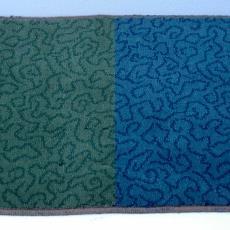 Tapijtstaal '2071/P.1 en P2, J.P.331' - Stoomweverijen Besouw (Goirle), Textielmuseum (registratiefoto)