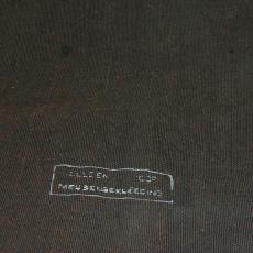 Meubelstof - onbekend, Textielmuseum (registratiefoto)