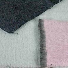 Proefstaal dekenstof - Aleksandra Gaca, Textielmuseum (registratiefoto), Textielmuseum (registratiefoto), Textielmuseum (registratiefoto), Nederlands Textielmuseum