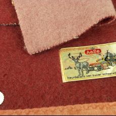 'Beatrix', dekenstaal - Textielmuseum (registratiefoto), Textielmuseum (registratiefoto), Koninklijke AaBe Wollenstoffen- en Wollendekenfabrieken (Tilburg)