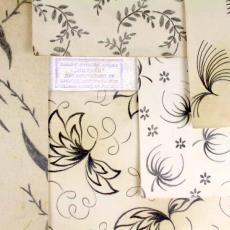 'Ontwerpen tapijten modern figuratief 4 chorig' - Stoomweverijen Besouw (Goirle), Textielmuseum (registratiefoto), dessins ontwerp atelier Modern
