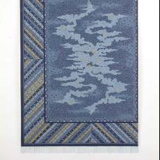 'Ontwerpen lopers klassiek Axminster' - Textielmuseum (registratiefoto), Stoomweverijen Besouw (Goirle), H. Oudejans