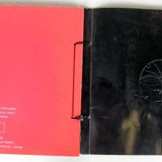 Stalenboek Moquette Industrie Deventer (MID), nr. 802 - Ulf Moritz, Textielmuseum (registratiefoto), Textielmuseum (registratiefoto), Duchateau (Deventer), Textielmuseum (registratiefoto), Moquette Industrie Deventer (MID), Textielmuseum (registratiefoto)