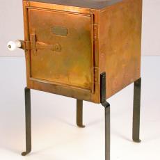Kast conditioneerapparaat - Textielmuseum (registratiefoto), Marius Instrumenten Utrecht, Lange, Tommy de, Textielmuseum (registratiefoto)