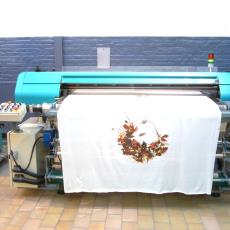 Inkjetprinter type Stork Jade - Mimaki engineering