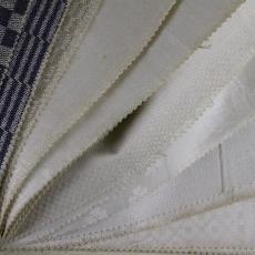 Stalenboek met stalen van droogdoeken - Textielmuseum (registratiefoto), Chris Lebeau, Textielmuseum (registratiefoto), Linnen- en damastweverij A. Louwers (Meerveldhoven), Textielmuseum (registratiefoto), Textielmuseum (registratiefoto), Textielmuseum (registratiefoto), Linnenfabrieken E.J.F. van Dissel & Zonen (Eindhoven)