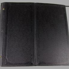 Stalenboek met stalen voor tafelgoed - Textielmuseum (registratiefoto), Kitty van der Mijll Dekker (Fischer-), Textielmuseum (registratiefoto), W.J. van Hoogerwou & Zn. (Boxtel), Linnen- en damastweverij A. Louwers (Meerveldhoven), Textielmuseum (registratiefoto), Textielmuseum (registratiefoto), Textielmuseum (registratiefoto)
