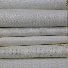 Stalenboek 'Stukgoed, witte handdoeken' (a) en stalenboek 'Droogdoeken' (b) - Textielmuseum (registratiefoto), Textielmuseum (registratiefoto), Linnen- en damastweverij A. Louwers (Meerveldhoven), Textielmuseum (registratiefoto)