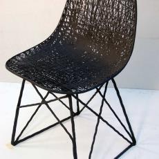 'Carbon Chair' - Marcel Wanders, Moooi, Textielmuseum (registratiefoto), Bertjan Pot