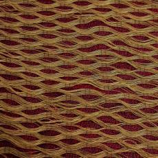 Gordijnstof 'Angelo' (1999-01) - Sahco Hesslein, Textielmuseum (registratiefoto), Ulf Moritz