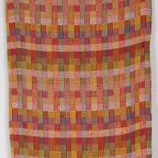 Kussenovertrek - Textielmuseum (registratiefoto), Kitty van der Mijll Dekker (Fischer-), Handweverij en Ontwerpatelier K. v.d. Mijll Dekker (Nunspeet)