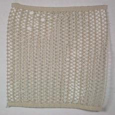 Staal van gordijnstof 'Preciosa' (2199-01) - Textielmuseum (registratiefoto), Ulf Moritz, Sahco Hesslein