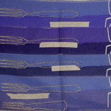 Proefstaal voor 'Domestic Jewels - roomdivider' - Textielmuseum (registratiefoto), Textielmuseum (registratiefoto), Audax Textielmuseum Tilburg, Kiki van Eijk