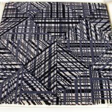Presentatiemap met tapijtstaal '13507' - Textielmuseum (registratiefoto), Diek Zweegman, Van Besouw (Goirle), Textielmuseum (registratiefoto), Premsela Vonk (Amsterdam)