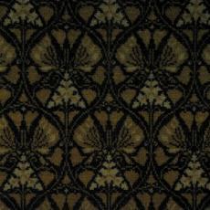 Meubelstof, vlindermotief in spitsovalen - Theodoor Nieuwenhuis, Textielmuseum (registratiefoto), Hengelosche Trijpweverij, Lange, Tommy de