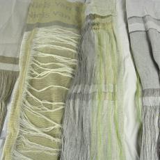Proefstalen van lamp 'Multiply' - Audax Textielmuseum Tilburg, Van Eijk & Van der Lubbe, Textielmuseum (registratiefoto)