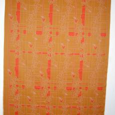 'Layers Park Double' (kleurnr. 0002) - Hella Jongerius, Maharam, Kvadrat, Textielmuseum (registratiefoto)