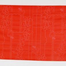 'Layers Park' (kleurnr. 0003), staal - Hella Jongerius, Maharam, Kvadrat, Textielmuseum (registratiefoto)