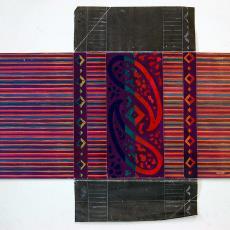 Ontwerp voor Seahorse badhanddoeken 'Paisley' - Textielmuseum (registratiefoto), Textielmuseum (registratiefoto), Textielmuseum (registratiefoto), Ten Cate Houstex (Almelo), Liset van der Scheer, Textielmuseum (registratiefoto), Textielmuseum (registratiefoto), Sand Studio (Amsterdam), Annet Haak, Textielmuseum (registratiefoto), Textielmuseum (registratiefoto)