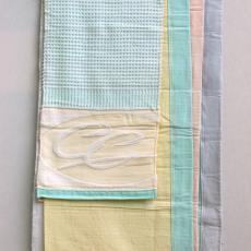 Stalenbundel 'Couture' uit de collectie Caro Carat - Ten Cate Interior B.V (Almelo), Textielmuseum (registratiefoto), Sand Studio (Amsterdam), Liset van der Scheer, Annet Haak