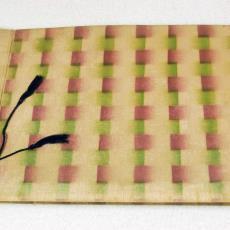 Fotoalbumomslag in art-decostijl - Textielmuseum (registratiefoto), Textielmuseum (registratiefoto), Textielmuseum (registratiefoto), onbekend