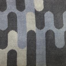 Staal voor projecttapijt ABN Hilversum (PB 318/13602) - Textielmuseum (registratiefoto), Storck van Besouw Interior (Goirle), Lenie Hoos