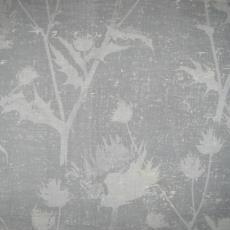 Gordijnstof met artisjok - Het Paapje (Voorschoten), Textielmuseum (registratiefoto), onbekend