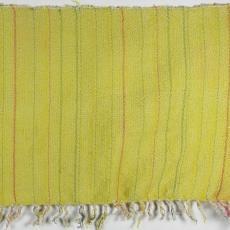 Fragment van tafelloper - Het Paapje (Voorschoten), Textielmuseum (registratiefoto), Textielmuseum (registratiefoto), onbekend