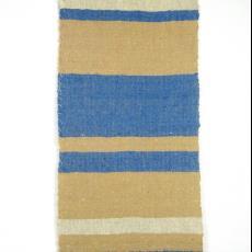 Fragment van tafelloper - onbekend, Het Paapje (Voorschoten), Textielmuseum (registratiefoto)