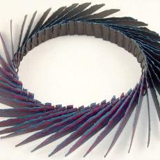 'Veertjes' - Lous Martin, Textielmuseum (registratiefoto)