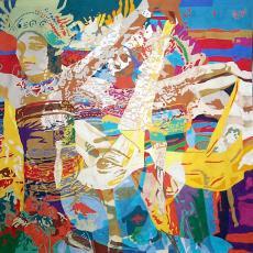 'Indonesië' - Barbara Broekman, Atelier in India