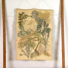 'Verdwaalde vrouwen' - Textielmuseum (registratiefoto), Ernee van der Linden-'t Hooft