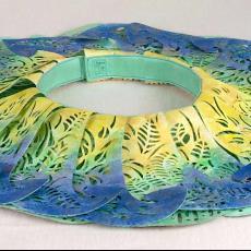 'Zonder titel' - Textielmuseum (registratiefoto), Textielmuseum (registratiefoto), Ad van Hoof