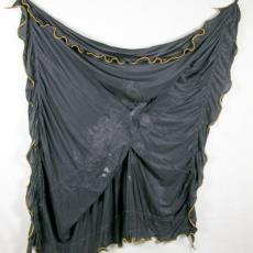 'Konfrontatiedoekje III' - Textielmuseum (registratiefoto), Harry Boom