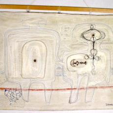 'Fossielen' - Willem Schenk