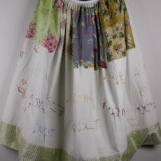 'Sinnerok MAMA' - Textielmuseum (registratiefoto), Textielmuseum (registratiefoto), Textielmuseum (registratiefoto), Lam de Wolf, Textielmuseum (registratiefoto)