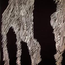 'Ontwerp compositie' - Gobelinweverij De Uil (Amsterdam), Wil Fruytier