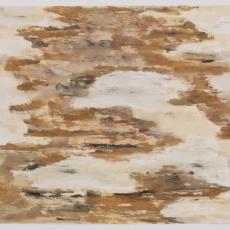 Ontwerpschets voor touwkleed - Textielmuseum (registratiefoto), Wil Fruytier