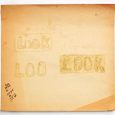Schetsboek 'Look' met diverse ontwerpen - Anna Verwey-Verschuure, Textielmuseum (registratiefoto), Textielmuseum (registratiefoto), Textielmuseum (registratiefoto), Textielmuseum (registratiefoto)