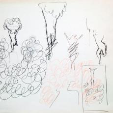 Schetsen - Textielmuseum (registratiefoto), Textielmuseum (registratiefoto), Textielmuseum (registratiefoto), Textielmuseum (registratiefoto), Anna Verwey-Verschuure, Textielmuseum (registratiefoto), Textielmuseum (registratiefoto)