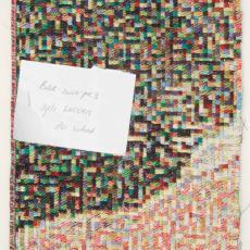 Werktekeningen en proefstalen voor wandobject 'Kwaad' - Textielmuseum (registratiefoto), Textielmuseum (registratiefoto), Textielmuseum (registratiefoto), Textielmuseum (registratiefoto), Textielmuseum (registratiefoto), Audax Textielmuseum Tilburg, Textielmuseum (registratiefoto), Textielmuseum (registratiefoto), Textielmuseum (registratiefoto), Textielmuseum (registratiefoto), Textielmuseum (registratiefoto), Textielmuseum (registratiefoto), Barbara Broekman, Textielmuseum (registratiefoto), Textielmuseum (registratiefoto), Textielmuseum (registratiefoto), Textielmuseum (registratiefoto), Textielmuseum (registratiefoto), Textielmuseum (registratiefoto)